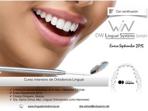 Información Curso Ortodoncia Lingual