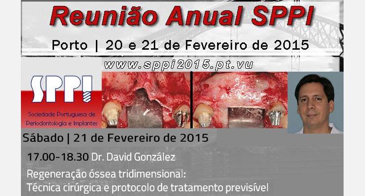Conferencia Reunión Anual Soc. Portuguesa Periodoncia Implantes 1