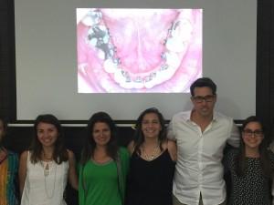 Curso de Ortodoncia Lingual WIN impartido por la Dra. Gema Olmos. IV Módulo