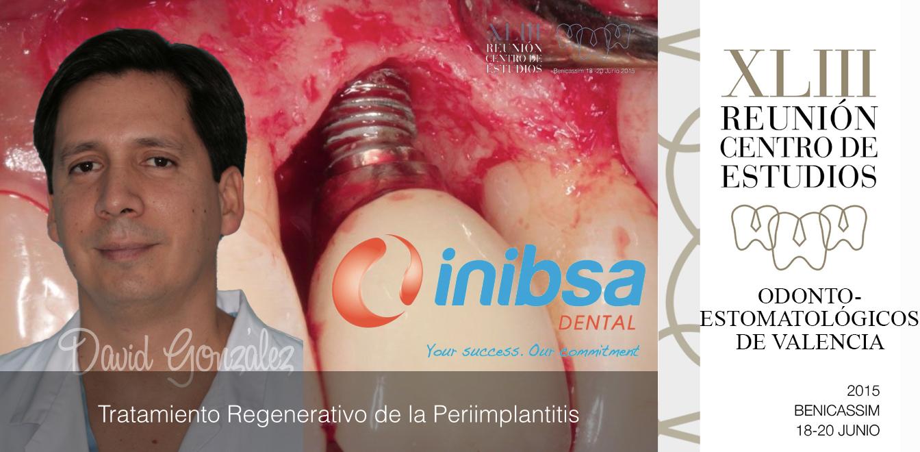 El Dr. González en la XLIII Reunión Centro de Estudios Odoto-Estomatológicos de Valencia 1