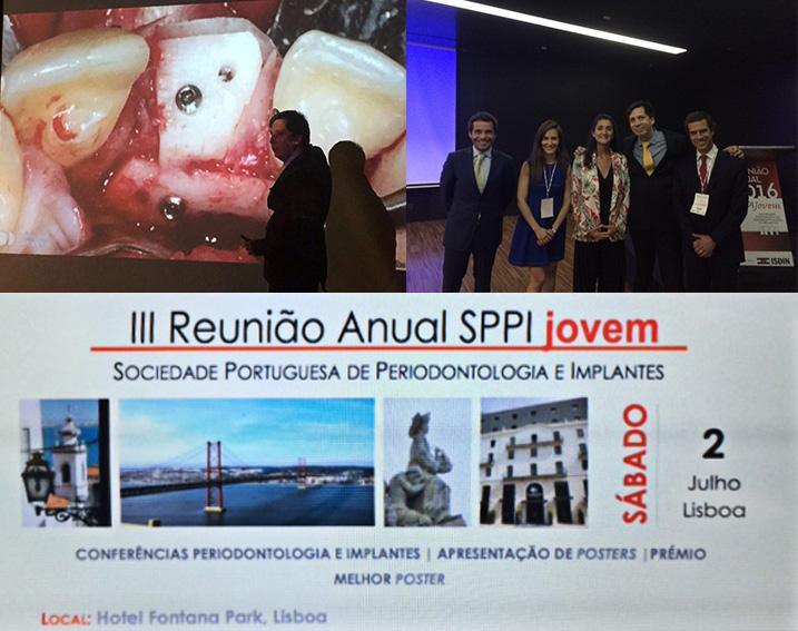 Curso del Dr. González en la Reunión anual de la Soc. Portuguesa de Periodoncia e Implantes 1