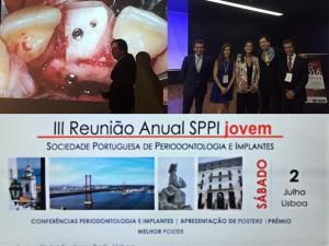 Curso del Dr. González en la Reunión anual de la Soc. Portuguesa de Periodoncia e Implantes