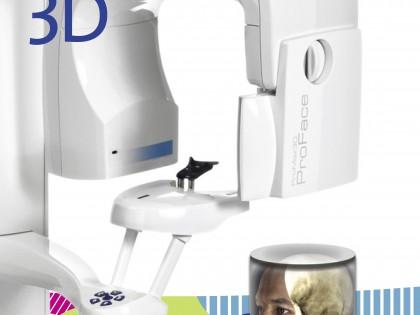 Nuevo servicio de Radiología Dental 3D
