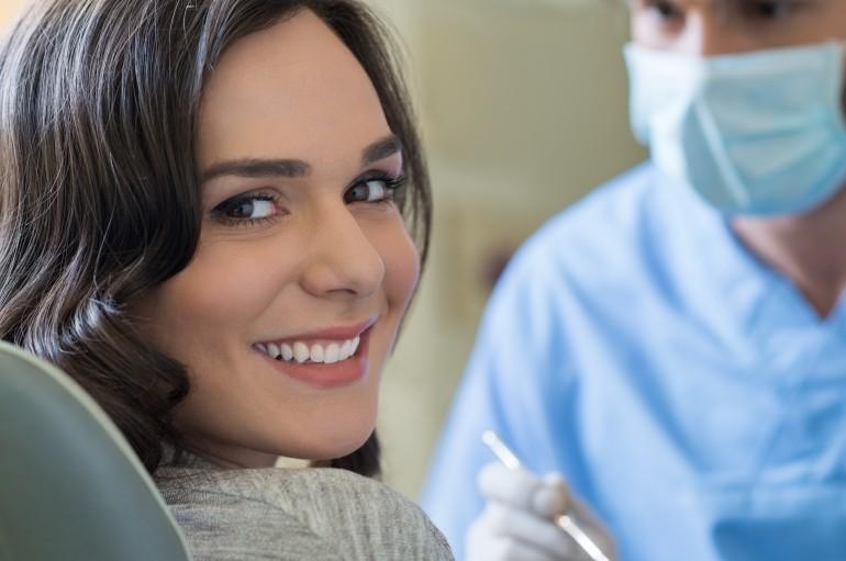 clínica dental primera visita