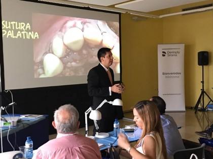 El Dr. González en la Sociedad Española de Periodoncia y Osteointegración
