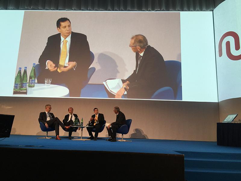 Conferencia en Sorrento, Italia, sobre ciencia y clínica de Regeneración Ósea 2