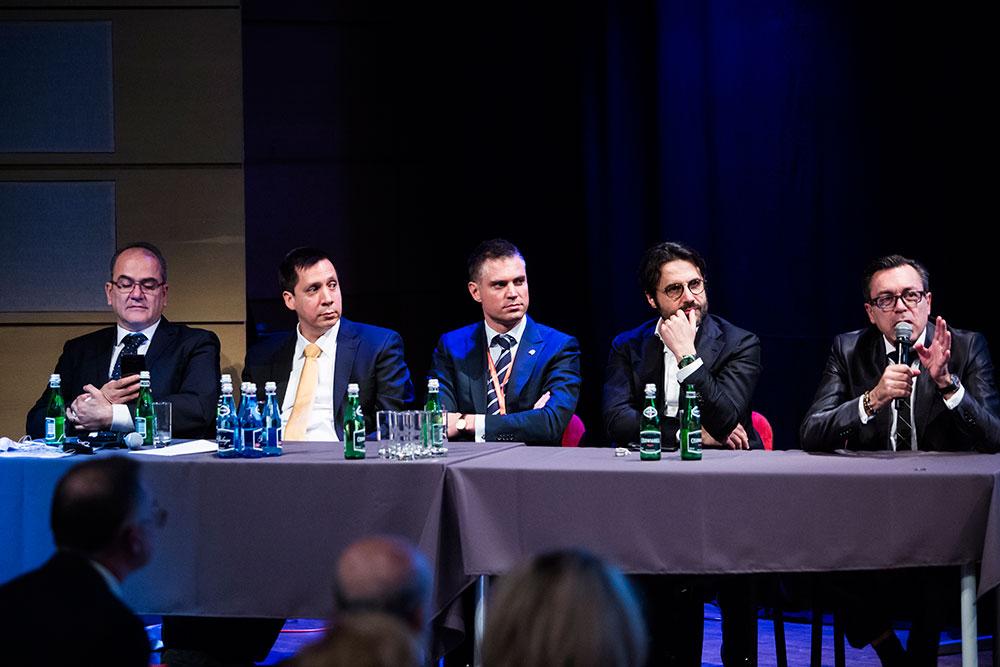 Conferencia del Dr. David González en el prestigioso congreso Dental Spaghetti que se celebra anualmente en Cracovia, Polonia. 10 de marzo de 2018. 5