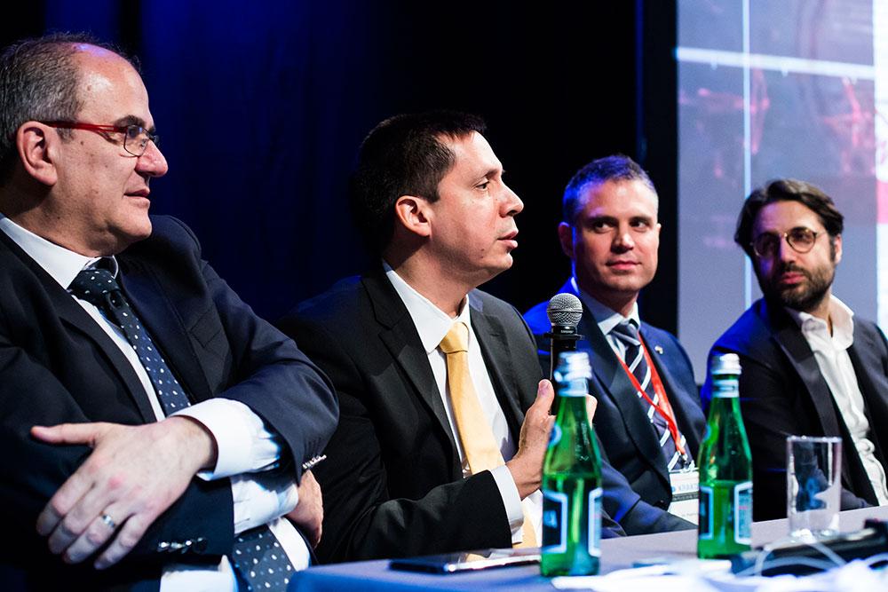 Conferencia del Dr. David González en el prestigioso congreso Dental Spaghetti que se celebra anualmente en Cracovia, Polonia. 10 de marzo de 2018. 4