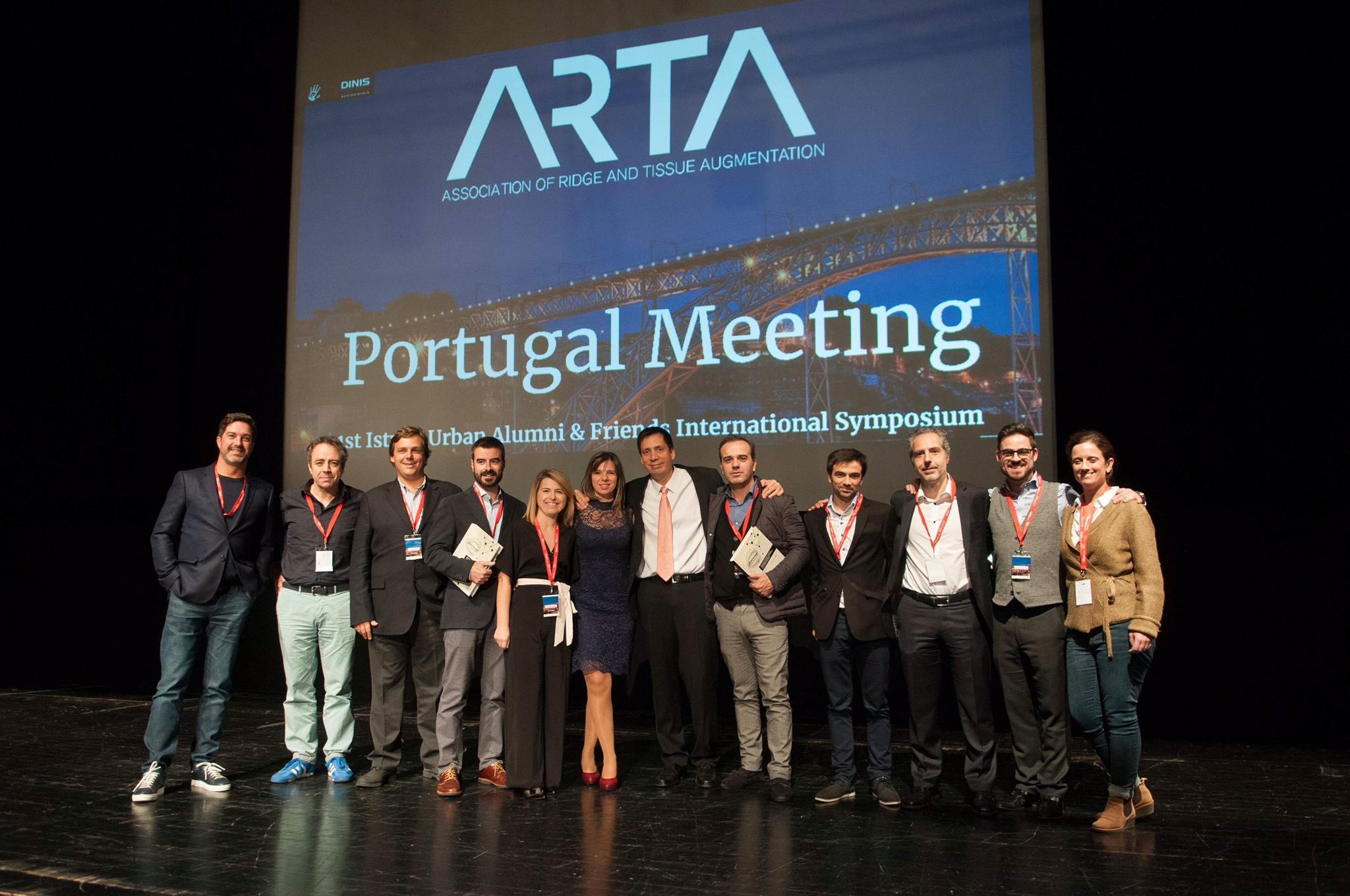 El Dr. David González impartió un curso en Oporto sobre Regeneración Ósea en implantes dentales 1