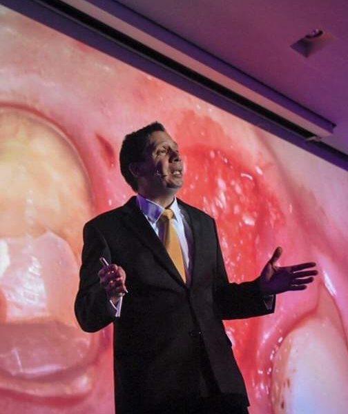 """El Dr. David Gonzalez impartió en Bogotá un curso sobre """"Implantes y dientes el mismo día"""" y """"Regeneración Ósea en Implantes"""" 3"""