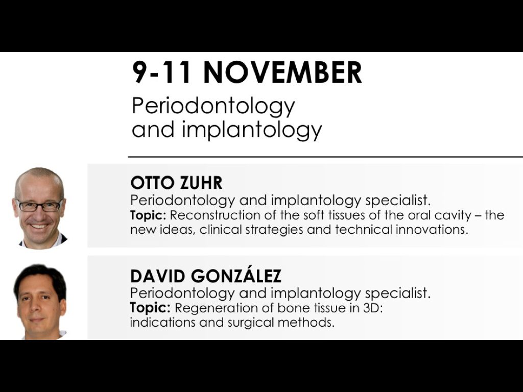 """El Dr. David González impartió un curso en Dubai en el marco del""""Dubai Periodontics and Dental Implants Congress"""" 2"""