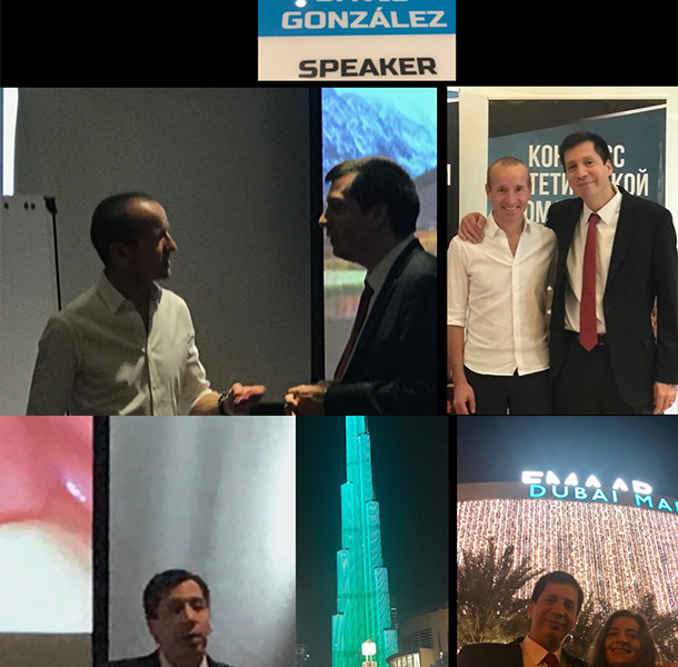 "El Dr. David González impartió un curso en Dubai en el marco del ""Dubai Periodontics and Dental Implants Congress"" 1"