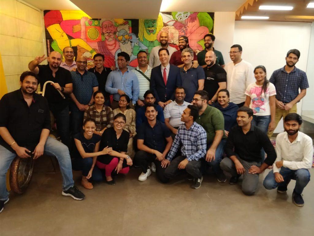 Nuestro director Dr. David González impartió un curso de 3 días sobre Regeneración Ósea y tratamiento de implantes en Nueva Delhi 3