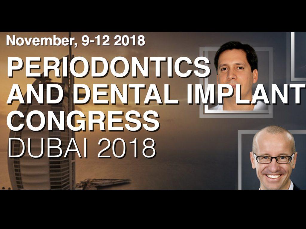 """El Dr. David González impartió un curso en Dubai en el marco del""""Dubai Periodontics and Dental Implants Congress"""" 1"""